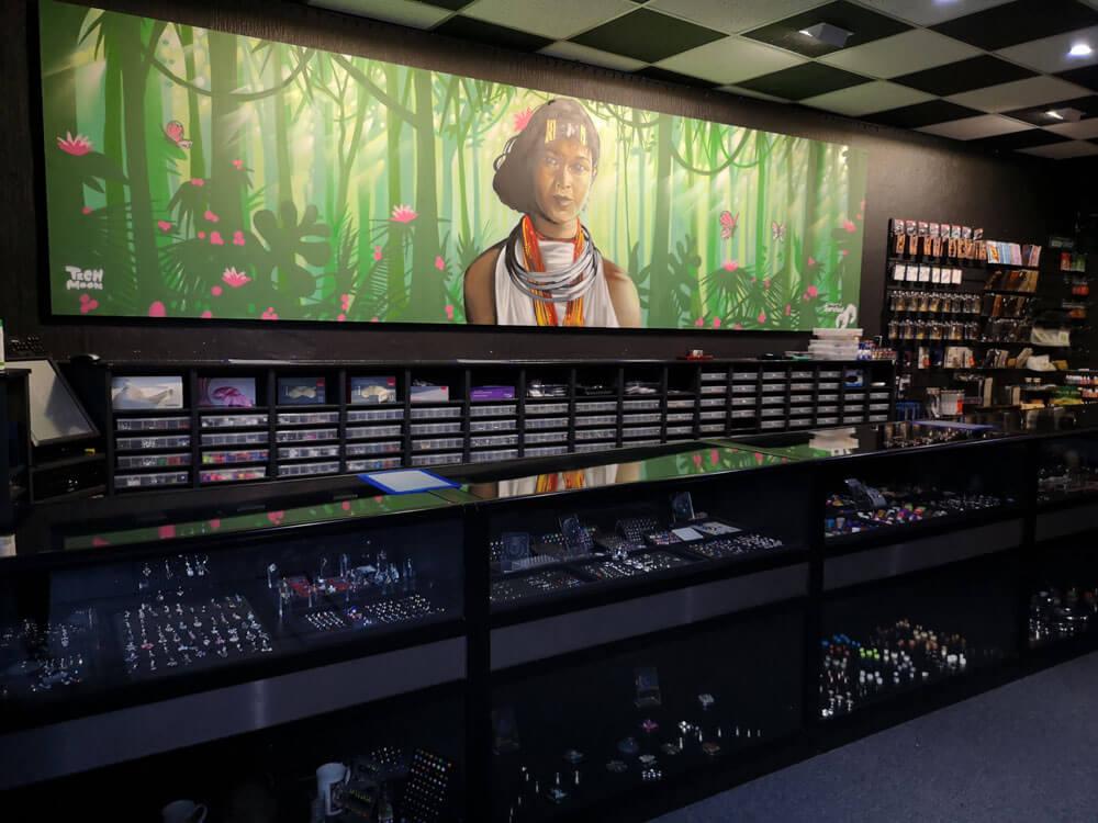 quality body piercing jewelry shop